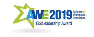 2019 AWE Eco Leadership award