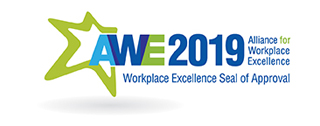 2019 AWE Workplace Excellence award