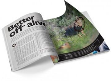 All Animals Magazine article on killing contests